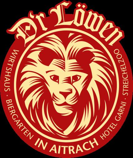 Löwen Aitrach Logo